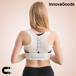correttore posturale magnetico per schiena armor innovagoods