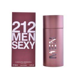 profumo uomo 212 sexy men carolina herrera eau de toilette 100 ml