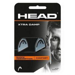 antivibrazione head xtra damp gomma grigio