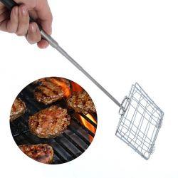 mini griglia estensibile per barbecue bigbuy bbq