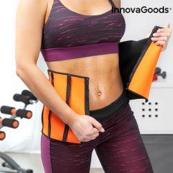 fascia sportiva snellente effetto sauna innovagoods