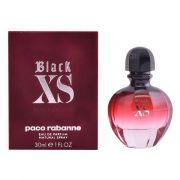 profumo donna black xs paco rabanne eau de parfum 30 ml