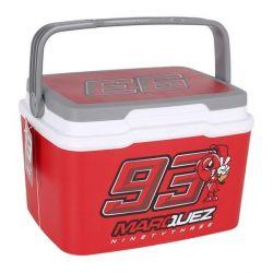 frigo portatile marquez 93 grigio 5 l bigbuy outdoor