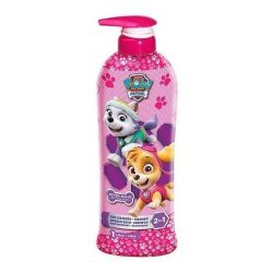 gel e shampoo 2 in 1 cartoon 1 lt