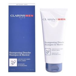 gel e shampoo 2 in 1 men clarins 200 ml