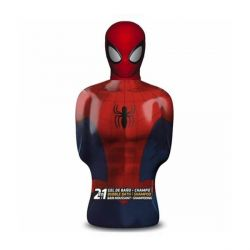 gel e shampoo 2 in 1 spiderman spiderman 475 ml