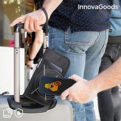 portafoglio da viaggio elettronico antifurto wallock innovagoods