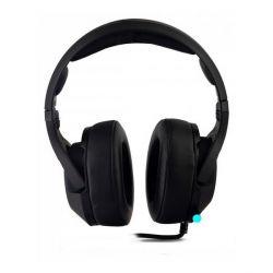 auricolari con microfono gaming coolbox dg-aur-02pro nero