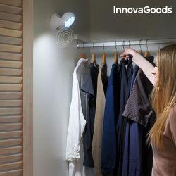 lampada led con sensore di movimento innovagoods