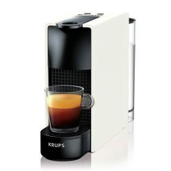 caffettiera con capsule krups xn1101 0,6 l 19 bar 1300w nero bianco