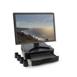 supporto da tavolo per schermo ewent ew1280
