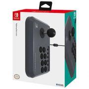 switch hori controller fighting stick mini grey