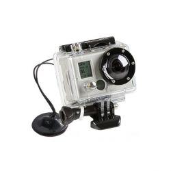 accessorio di sicurezza per fotocamera sportiva ksix nero bigbuy tech