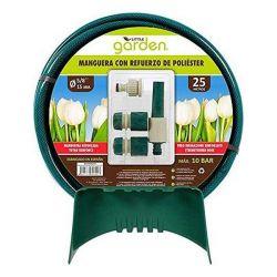 pompa little garden verde 25 m