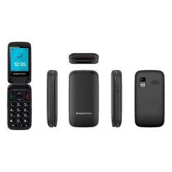 """cellulare brigmton btm-5 2,4"""" tft bluetooth fm nero"""