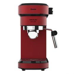 caffettiera express a leva cecotec cafelizzia 790 shiny 1,2 l 20 bar 1350w rosso
