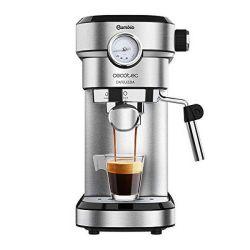 caffettiera express a leva cecotec cafelizzia 790 steel pro 1,2 l 20 bar 1350w acciaio inossidabile
