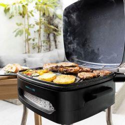 barbecue elettrico cecotec perfectcountry bbq 2000w