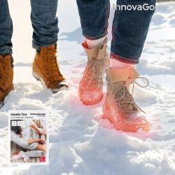 pad scaldapiedi heatic toe innovagoods pacco da 10