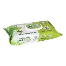 salviettine biodegradabili wc 72 pz bigbuy kids
