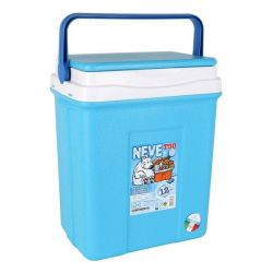 frigo portatile 30 l azzurro 38 x 26 x 46,5 cm bigbuy outdoor