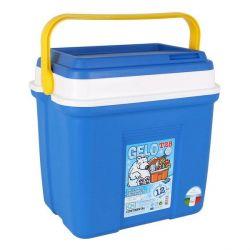 frigo portatile gelo 28 l azzurro 39 x 28,5 x 39 cm bigbuy outdoor