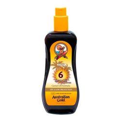 olio abbronzante sunscreen australian gold spf 6 237 ml