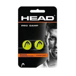 antivibrazione head pro damp giallo