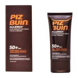protezione solare viso allergy piz buin spf 50 50 ml