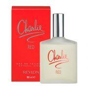 profumo donna charlie red revlon eau de toilette 100 ml