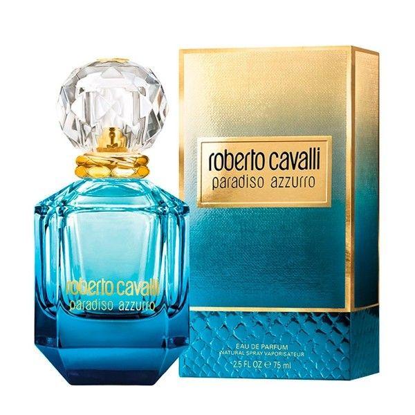 profumo donna paradiso azzurro roberto cavalli eau de parfum