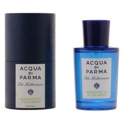 profumo unisex blu mediterraneo bergamotto di calabria acqua di parma eau de toilette