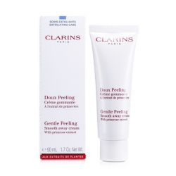 crema esfoliante doux peeling clarins