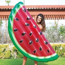 materassino gonfiabile anguria 115799 bigbuy outdoor