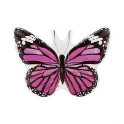 materassino gonfiabile farfalla 115744 bigbuy outdoor