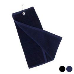asciugamano da golf 144403 bigbuy outdoor