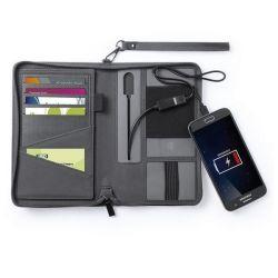 astuccio power bank 145398 bigbuy gadget