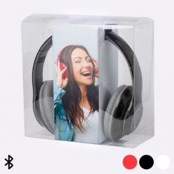 auricolari bluetooth con microfono 32gb usb 145531 bigbuy tech