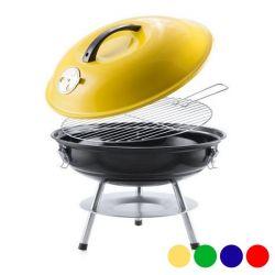 barbecue portatile Ø 36 cm 144504 bigbuy bbq