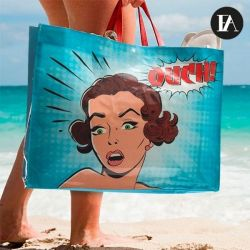 borsa comic bubble bigbuy accessories