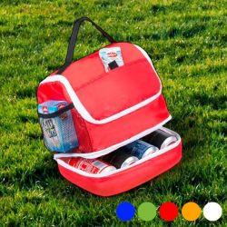 borsa frigo con scompartimenti 145298 bigbuy outdoor