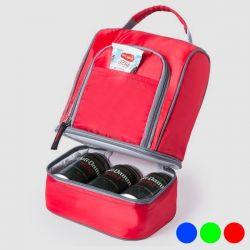 borsa frigo con scompartimenti 145593 bigbuy outdoor