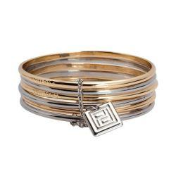 bracciale ad anelli da donna pertegaz 147104