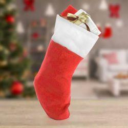 calza di natale 143797 bigbuy christmas