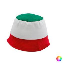 cappello bandiere del mondo 143123 bigbuy accessories