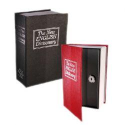 cassetta di sicurezza travestita da dizionario bigbuy domotics