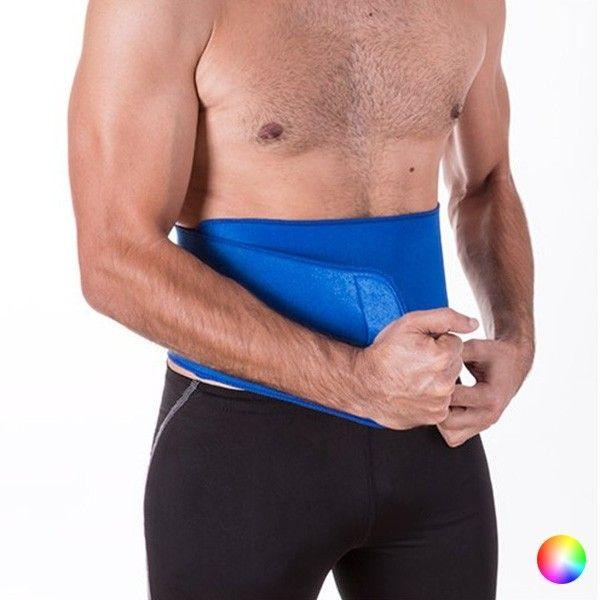 cintura elastica lombare 144807 bigbuy sport