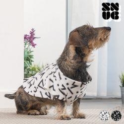 coperta con le maniche per cani symbols snug snug one doggy innovagoods