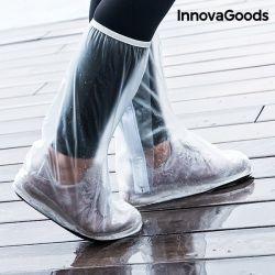 copriscarpe impermeabile tascabile innovagoods pacco da 2