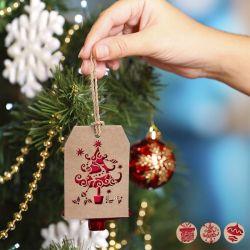 decorazione natalizia 145503 bigbuy christmas
